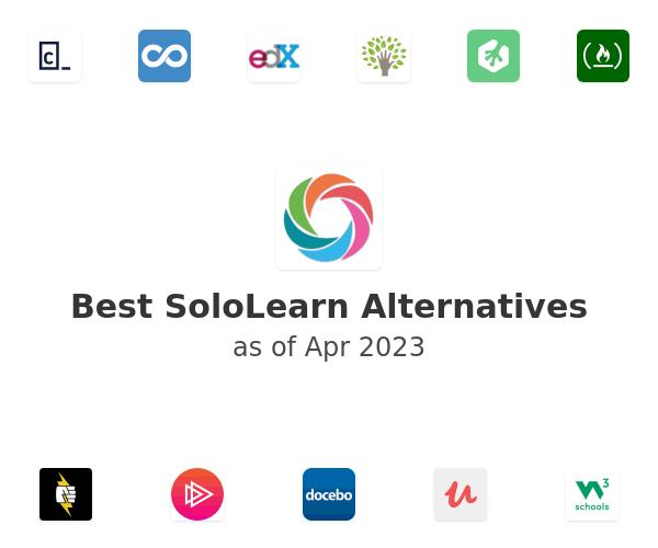 Best SoloLearn Alternatives