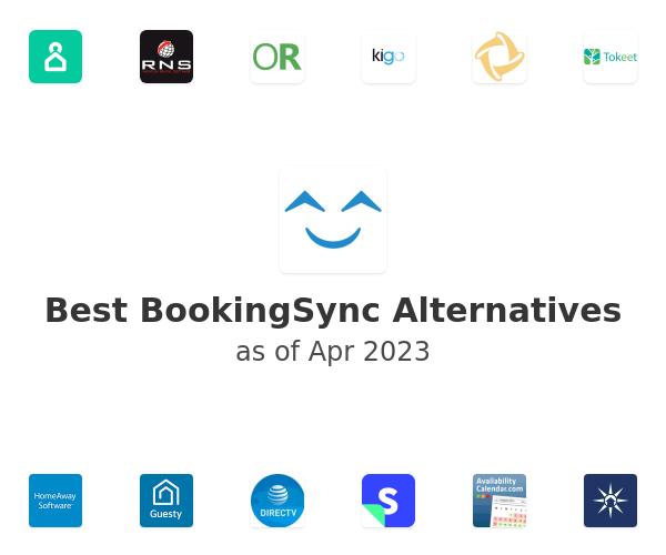 Best BookingSync Alternatives