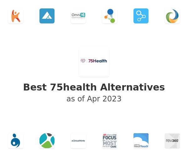 Best 75health Alternatives