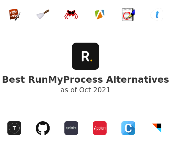 Best RunMyProcess Alternatives