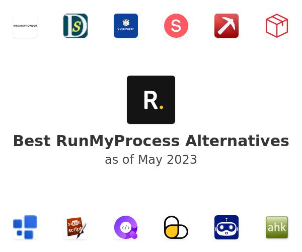 Best RunMyProcess Alternatives