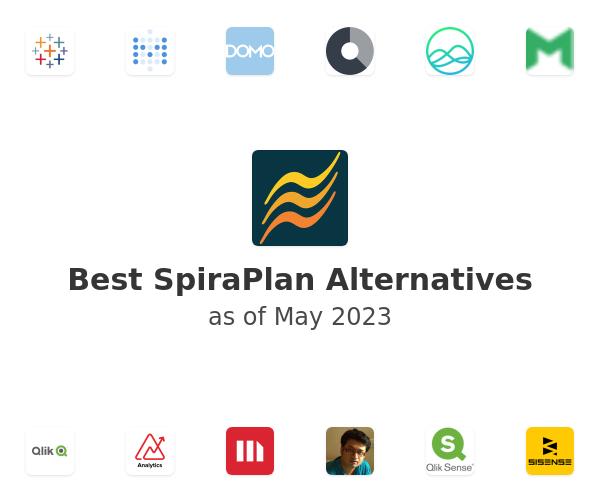 Best SpiraPlan Alternatives