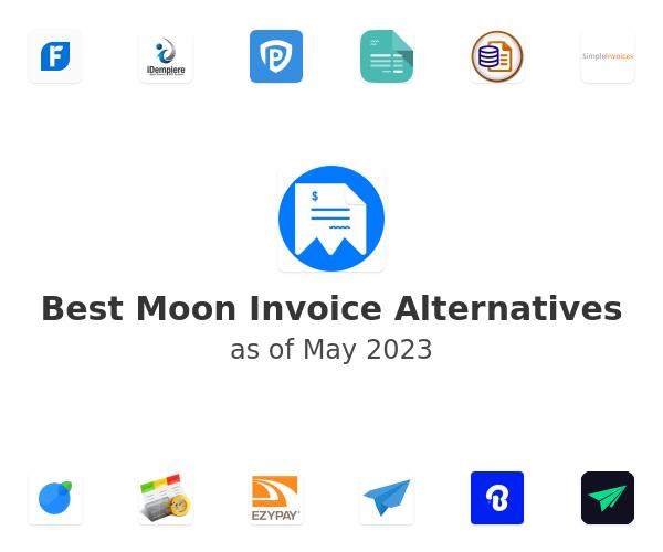 Best Moon Invoice Alternatives