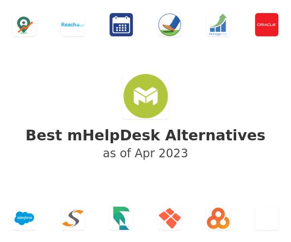 Best mHelpDesk Alternatives