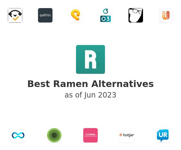 Best Ramen Alternatives
