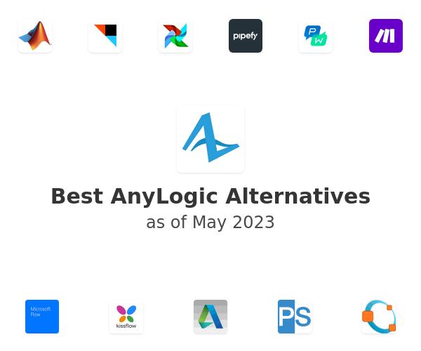 Best AnyLogic Alternatives