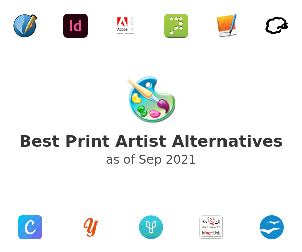 Best Print Artist Alternatives