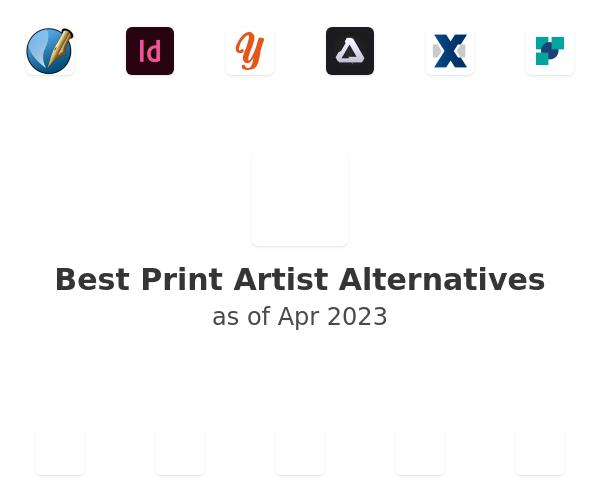 Best Print Artist Alternatives