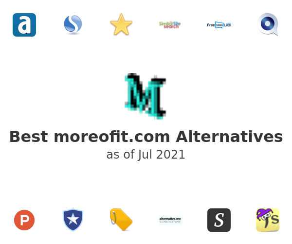 Best moreofit.com Alternatives