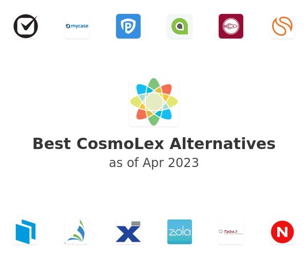 Best CosmoLex Alternatives