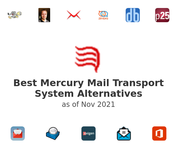 Best Mercury Mail Transport System Alternatives