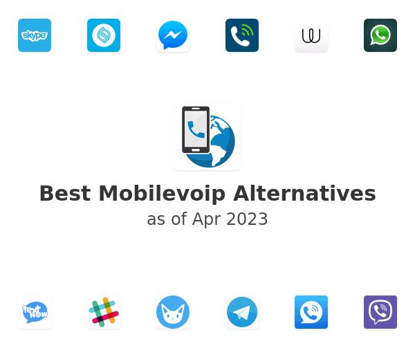 Best Mobilevoip Alternatives