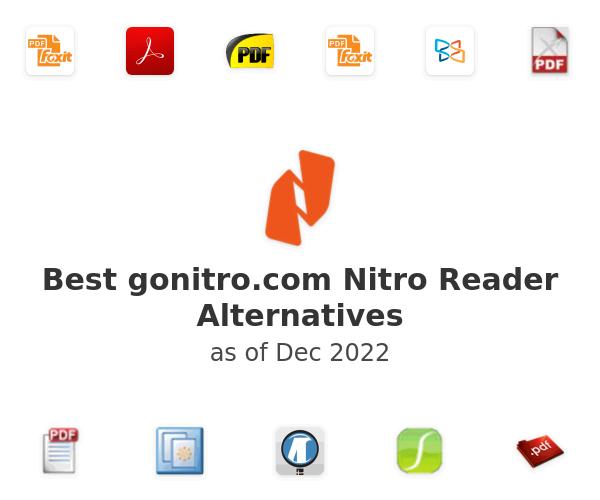 Best Nitro Reader Alternatives
