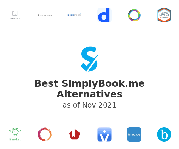 Best SimplyBook.me Alternatives