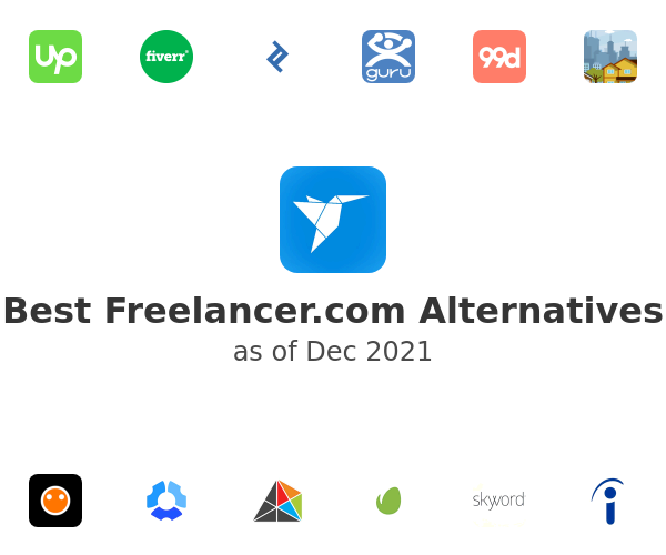Best Freelancer.com Alternatives