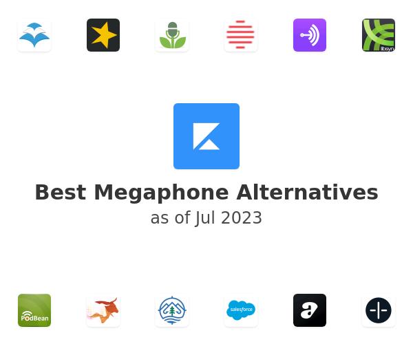 Best Megaphone Alternatives