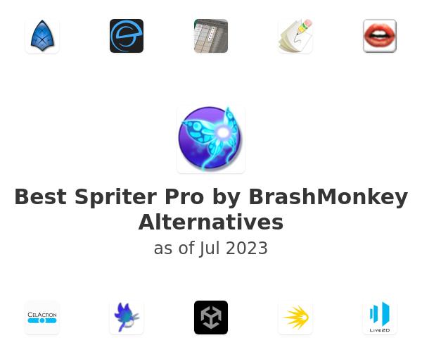 Best Spriter Alternatives
