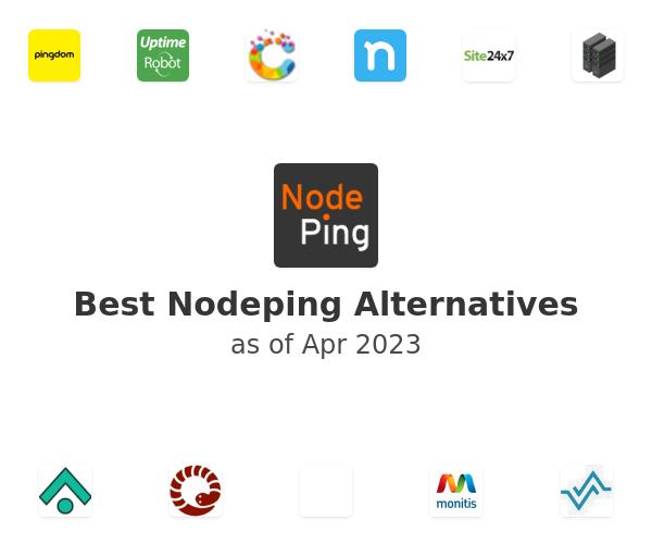 Best Nodeping Alternatives