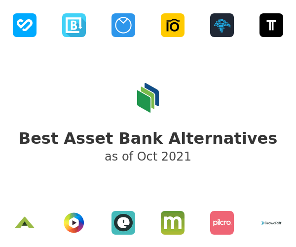 Best Asset Bank Alternatives