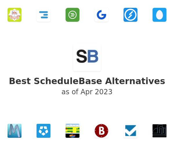 Best ScheduleBase Alternatives