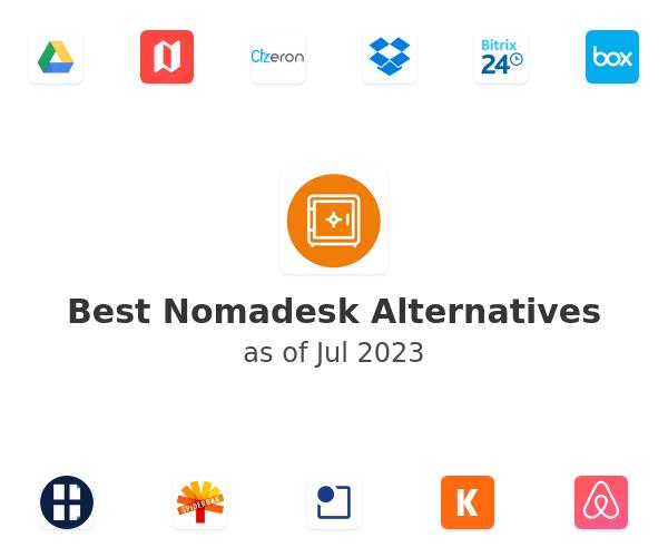 Best Nomadesk Alternatives