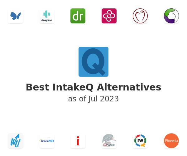 Best IntakeQ Alternatives