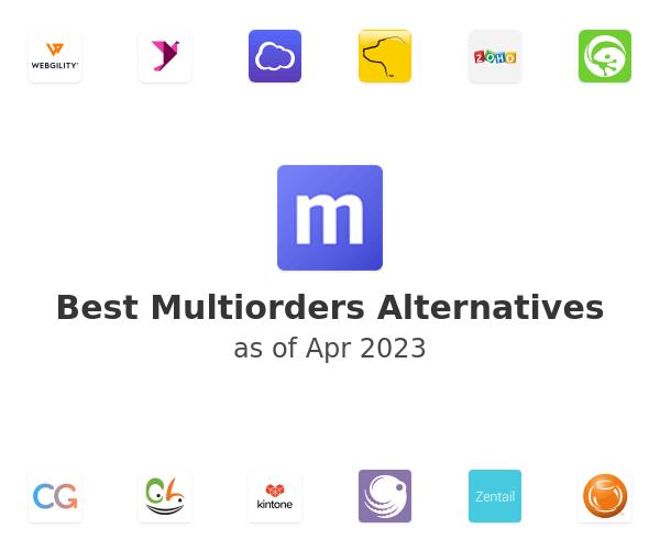 Best Multiorders Alternatives