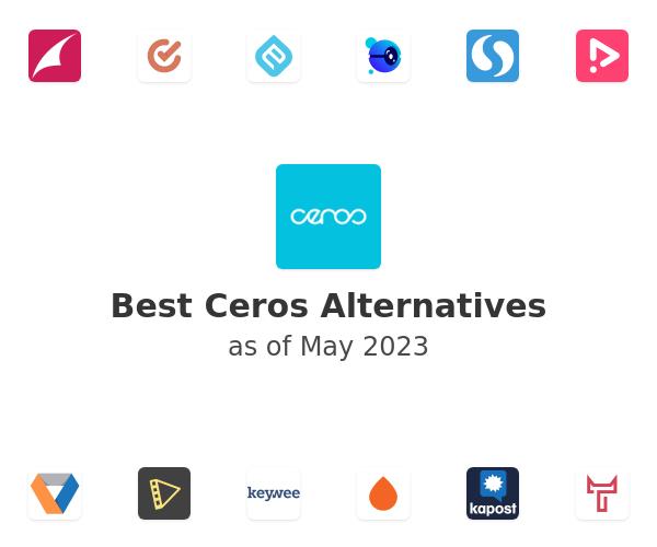 Best Ceros Alternatives