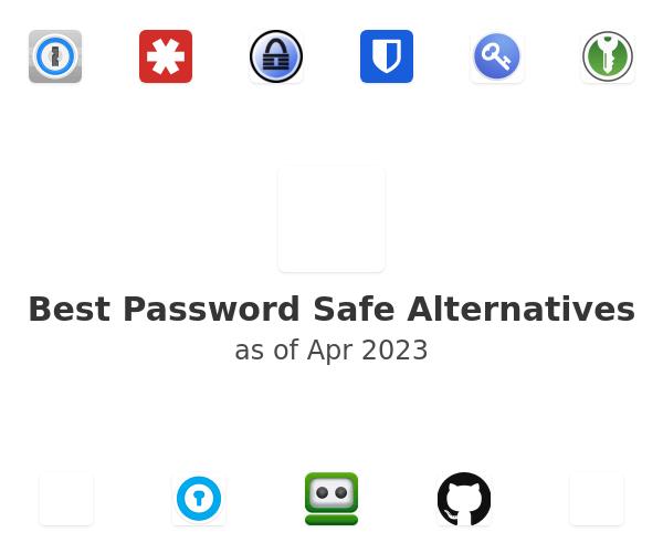 Best Password Safe Alternatives
