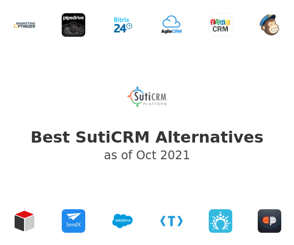 Best SutiCRM Alternatives