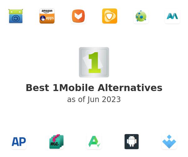 Best 1Mobile Alternatives