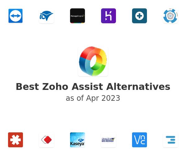 Best Zoho Assist Alternatives