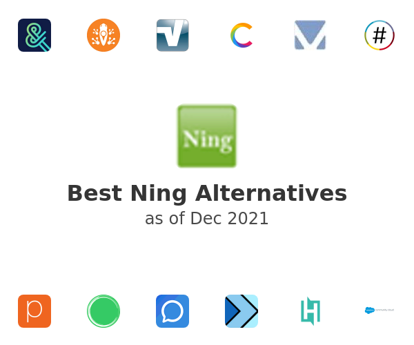 Best Ning Alternatives