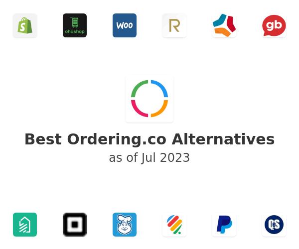 Best Ordering.co Alternatives
