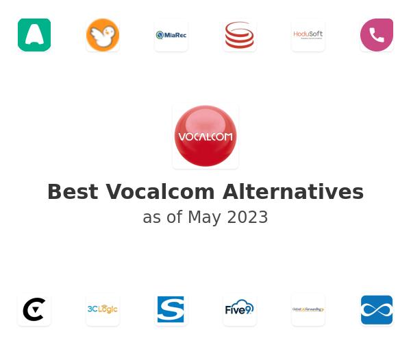 Best Vocalcom Alternatives