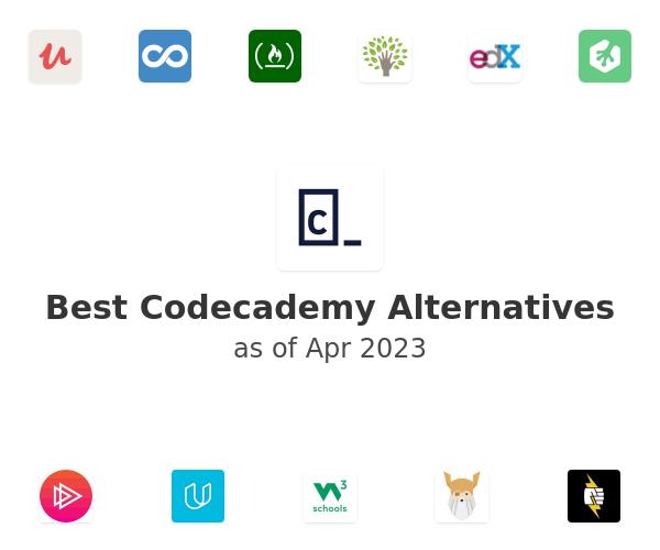 Best Codecademy Alternatives