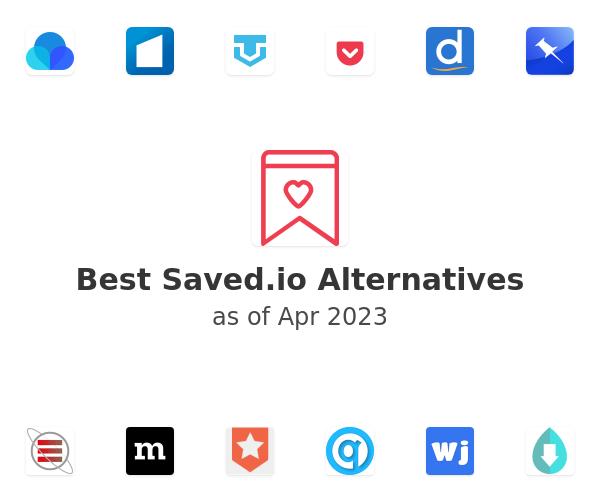 Best Saved.io Alternatives