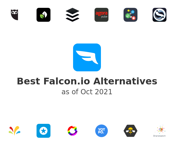 Best Falcon.io Alternatives