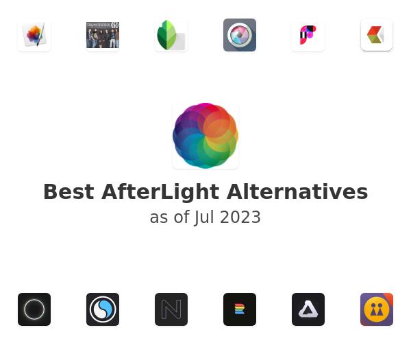 Best AfterLight Alternatives