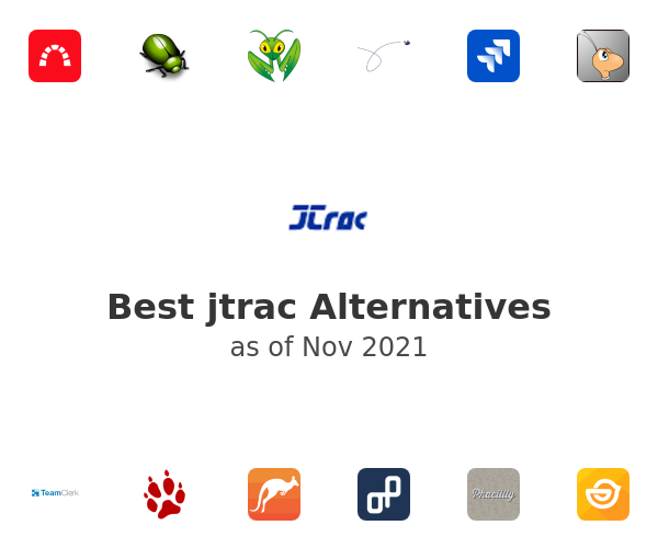 Best jtrac Alternatives