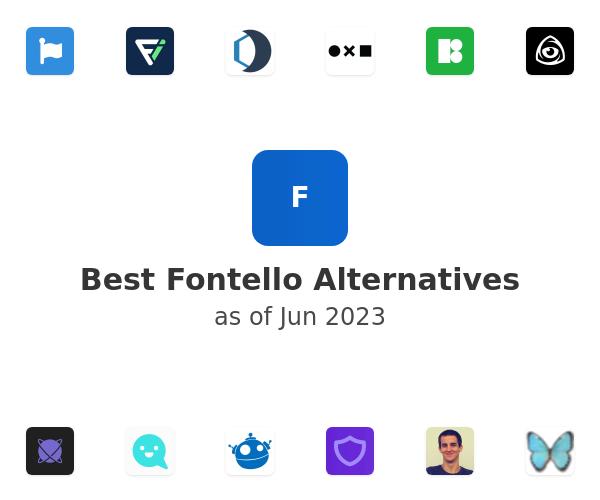 Best Fontello Alternatives