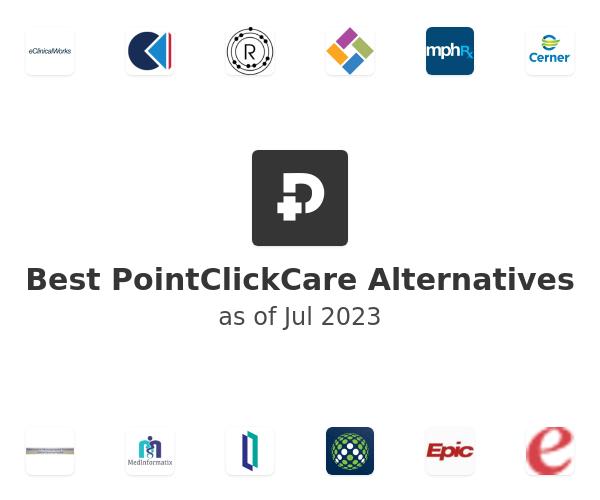 Best PointClickCare Alternatives