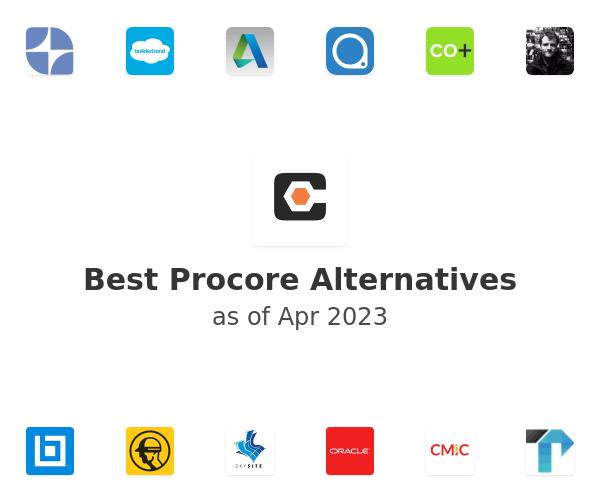Best Procore Alternatives