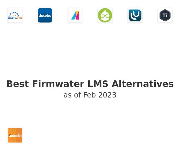 Best Firmwater LMS Alternatives