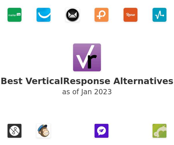 Best VerticalResponse Alternatives