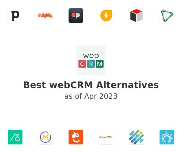 Best webCRM Alternatives