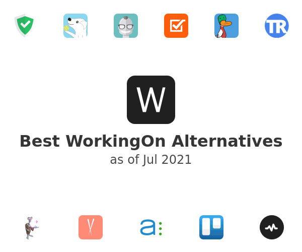 Best WorkingOn Alternatives