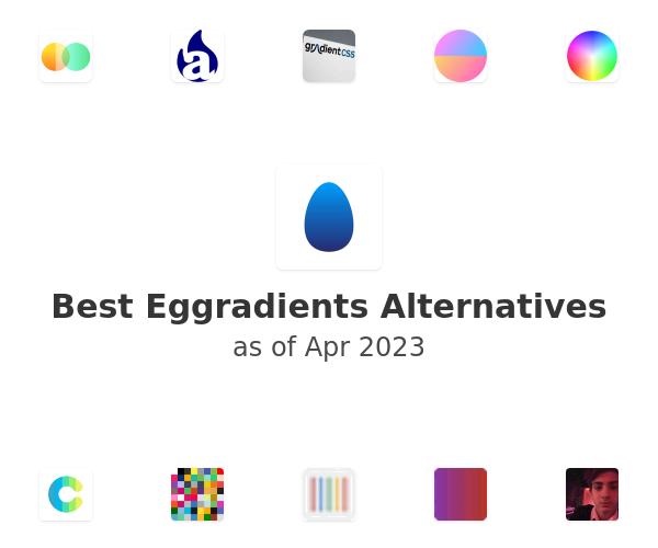 Best Eggradients Alternatives