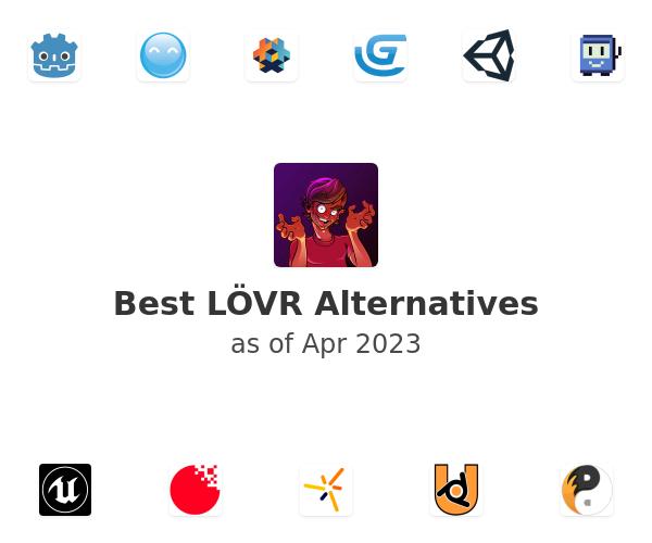 Best LÖVR Alternatives