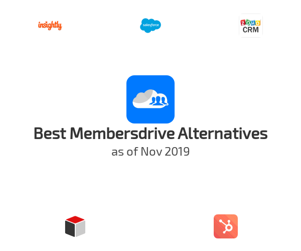 Best Membersdrive Alternatives